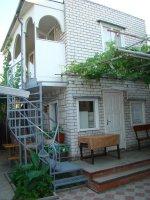 Сдается жилье в частном доме на берегу Азовского моря до моря 4 минуты