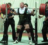 Бердянец Сергей Певнев стал абсолютным победителем чемпионата Украины