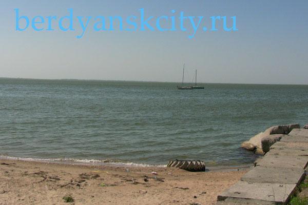 В Бердянске нет ни одного пляжа, который бы соответствовал .....