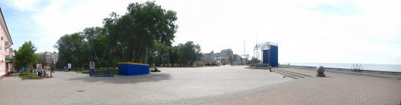 Панорамы Бердянска