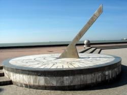 Солнечные часы в Бердянске восстановят