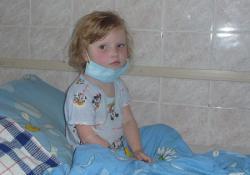 Трёхлетней Софийке Шульгиной нужна ваша помощь!