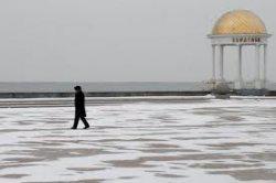 Бердянск из-за ветра и морозов находится на грани коммунальной аварии