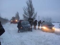 В Запорожской области остается закрытой часть автодорог: список