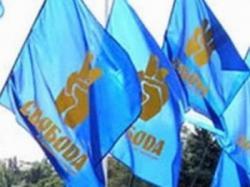Бердянская «Свобода» пикетировала горисполком
