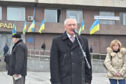 Новый губернатор Запорожской области Валерий Баранов