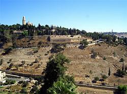 Экскурсия на гору Сион в Иерусалиме