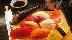 Суши и роллы, доступная экзотика