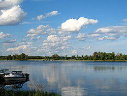 Девственные места чудесного озера Селигер