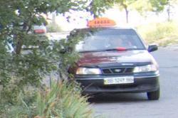 Такси в Бердянске