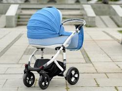 Выбор детской коляски